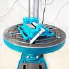 Сверлильный станок настольный с тисками Bavaria DP 103 вертикально свердлильний верстат сверлилка, фото 6