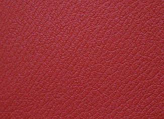 Ярко красный кожзаменитель для сидушек автомобилей и мебели, немецкое качество, фото 2