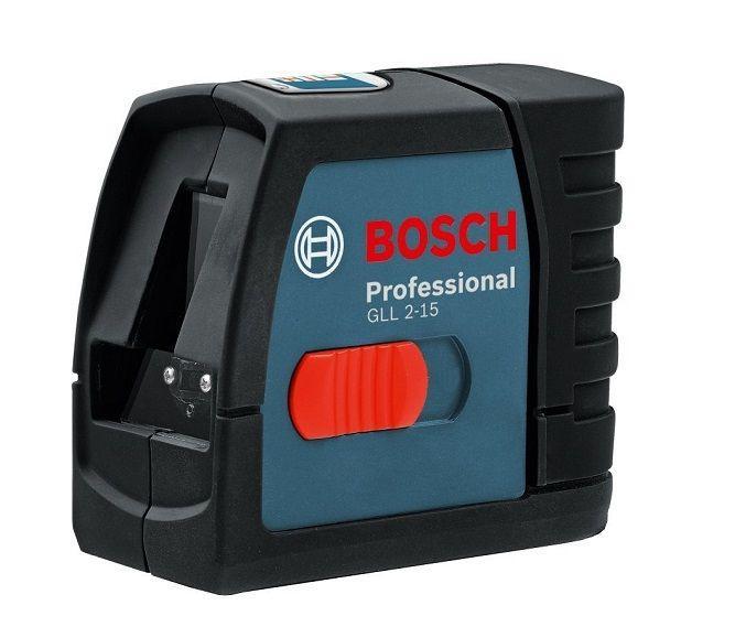 Лазерний нівелір Bosch GLL 2-15