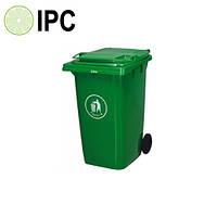Бак пластиковый для мусора 240 л