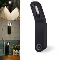 Портативный LED PIR Motion Датчик USB Night Light Кабинет прохода Лампа Home Ofiice