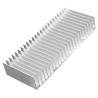 150x60x25mm алюминиевый радиатор для электроники Компьютерное электрооборудование