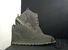 Мужские ботинки UGG Neumel Suede Boots Dark Fawn Gray 3236, фото 3