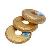 ШлифовальнаяфеяРимскаяколоннаспаяным алмазным шлифовальным кругом 75x20 мм Абразивное профильное колесо