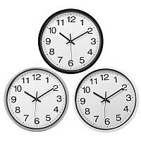 12 дюймов Бесшумный Обтекатель без тиканья стены Часы Для офиса Home Fashion Decor