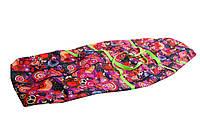 Чехол/сумка чехол для сноуборда PinkLove  - повышеной прочности, с наплечной лямкой и карманом