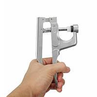 Давление в руке Зажим Клещи для заклепочных клещей Ремень Сверление отверстий для сверления Инструмент Проушины