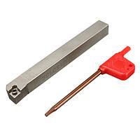 SCLCR1010H06 10x100 мм Токарный станок Инструмент Держатель для вставки CCMT0602