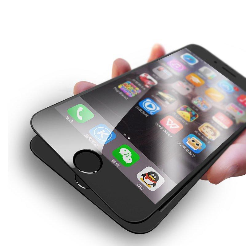 Bakeey4Dизогнутыйкрайхолоднаярезьба закаленное стекло протектор пленка экрана для iPhone7Plus5.5дюйма 1TopShop