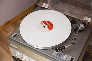 Limited Edition White Vinyl (180 gram)