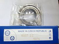Подшипник ZKL 6007 2Z (35x62x14) однорядный, фото 1