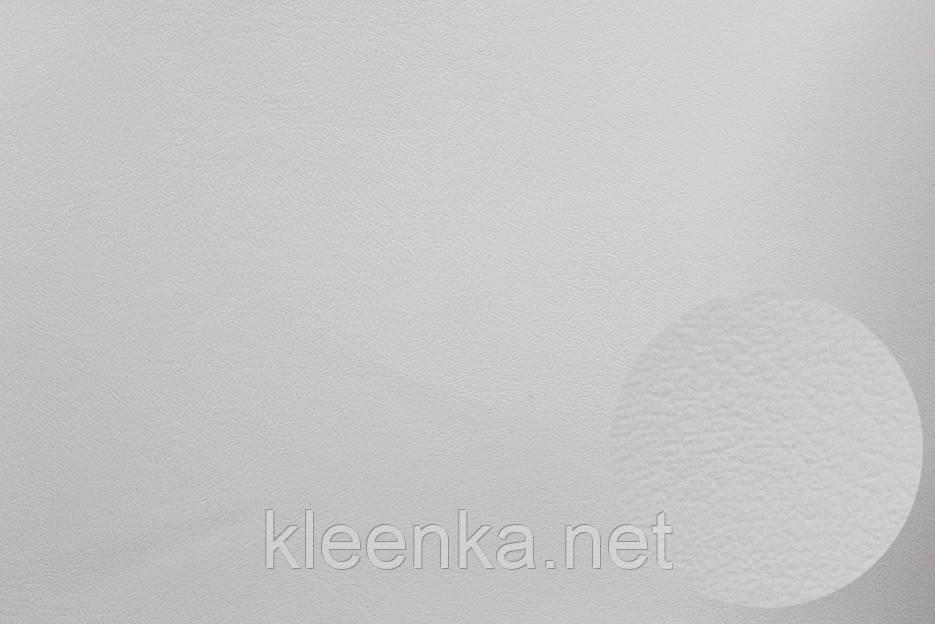 Кожзаменитель белый автомобильный из Германии для сидушек авто, сумок,кошельков и оформления интерьера