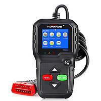 KONNWEI KW680 Code Reader Universal Авто Диагностический сканер Инструмент Полные функции OBDII EOBD