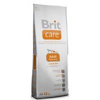 Brit Care M Adult с ягненком и рисом (для собак весом 10-25кг) 12кг