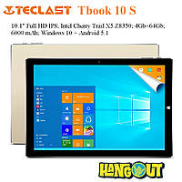 Планшет Teclast Tbook 10 S Dual OS Tablet PC