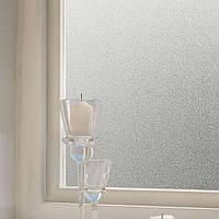 KCASA S151 45cmX200cm Современная полоса Шаблон Стеклянные наклейки Ванная комната Балкон Раздвижные двери Матовые стекла 3D наклейки