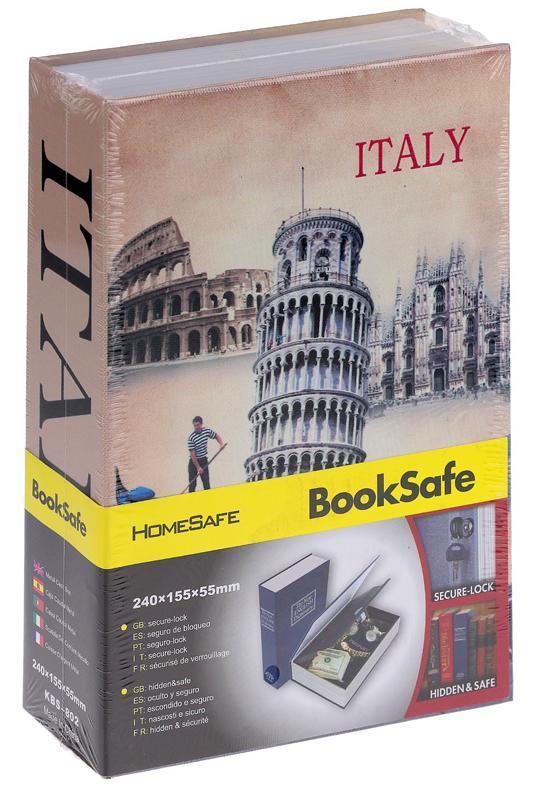 11efa400b Большая книга - сейф Италия -