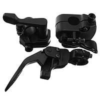 22 мм мотоцикл Дроссельная заслонка Thumb Controller Кронштейн дроссельной заслонки Рулевое колесо ATV Dirt Bike