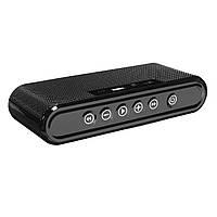 X6 Мини-портативный Bluetooth Беспроводной динамик Сенсорный контроль Басовый стерео AUX USB TF