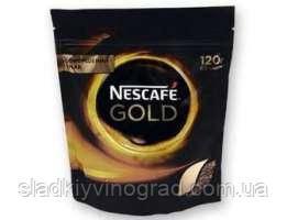 Кофе растворимый Nescafe Gold 120 грамм