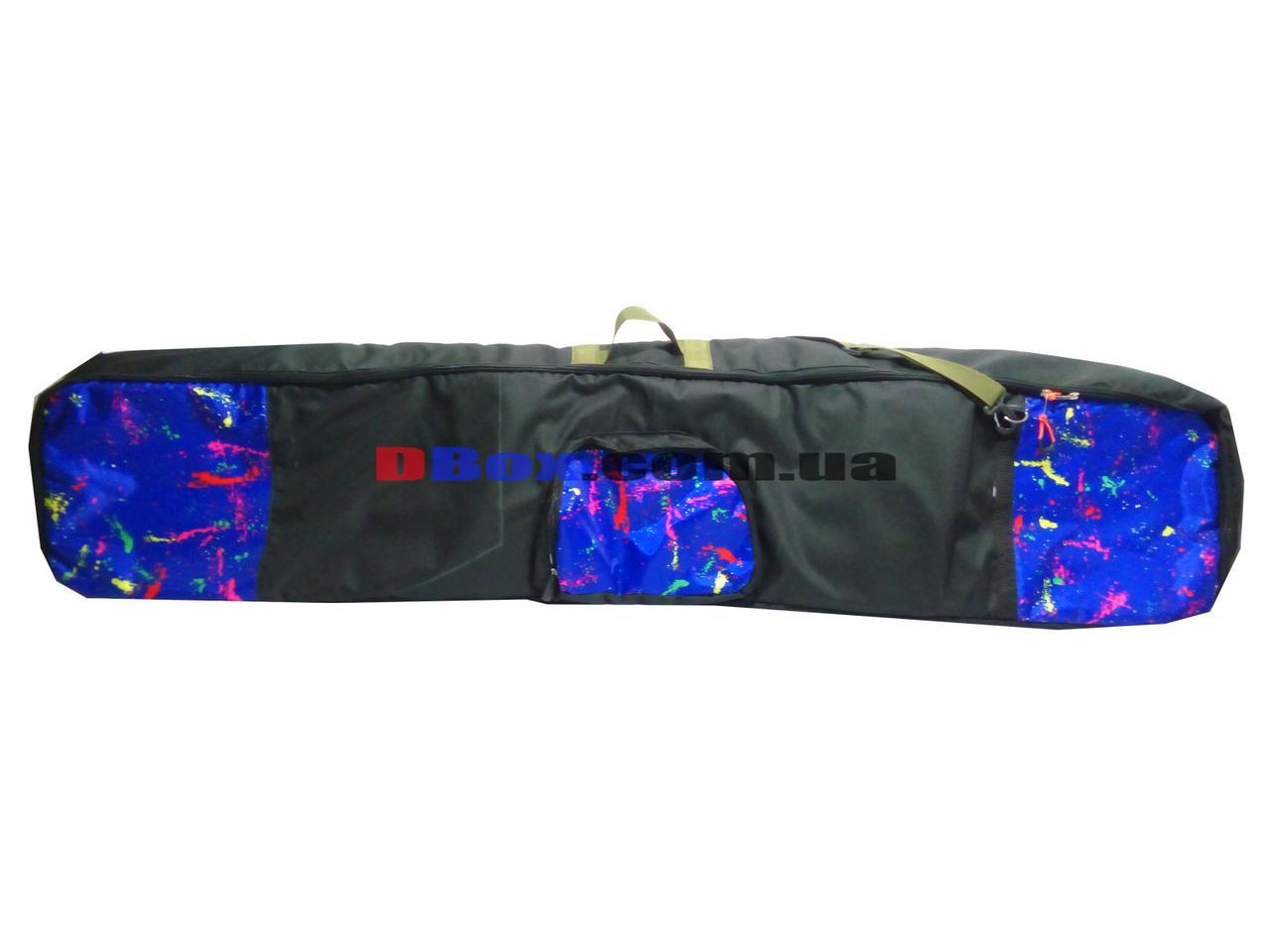 Чохол для сноуборда Nitro Pro Blue 140 см (2T7055)