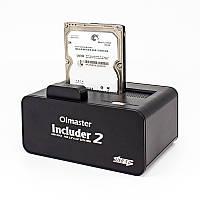 5Gbps Super Speed USB 3.0 1-Bay SATA жесткий диск док-станция для 2,5 3,5-дюймового жесткого диска SSD