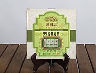 Китайский зеленый чай - Шен пуэр Хайвань Лао Тун Чжи 1999, 2012 г., 400 г