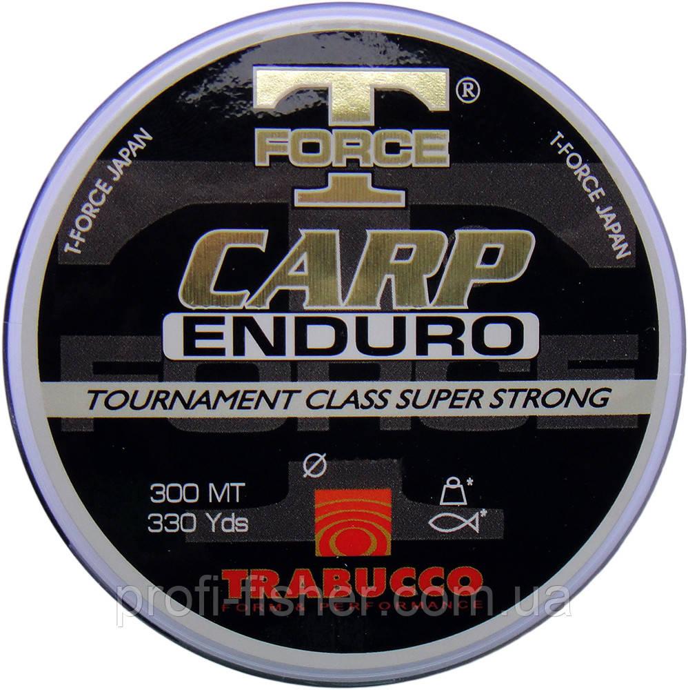 Леска T-Force Carp END 600mt. 0.25mm