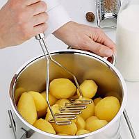 KCASA KC-PS014 Нержавеющая сталь Картофелеуборочная машина для прессования Растительная рисовая дробилка для дробилки Кухня Набор