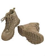 Тактические ботинки (берцы) MIL-TEC SQUAD STIEFEL 5 INCH Coyote (12824005)