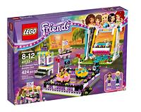 """Конструктор Парк развлечений: Аттракцион """"Автодром"""" Lego Friends"""
