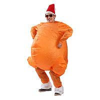 ТурцияДлявзрослыхКостюмынаХэллоуин Надувные костюмы Воздух,раздувающий одежду Смешные игрушки