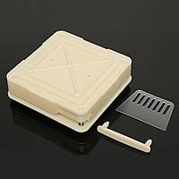 100 отверстий Размер 0 Капсула Заполнитель для наполнителя Машина для наполнения капсул для пищевых продуктов Инструмент Набор