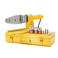 220V Полное автоматическое электрическое отопление Инструмент PPR PE PP Трубка Сварочная машина для труб с Коробка