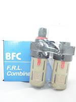 Фільтр комбінований з редуктором (AFRL 80-4)  85011vMOBILACK