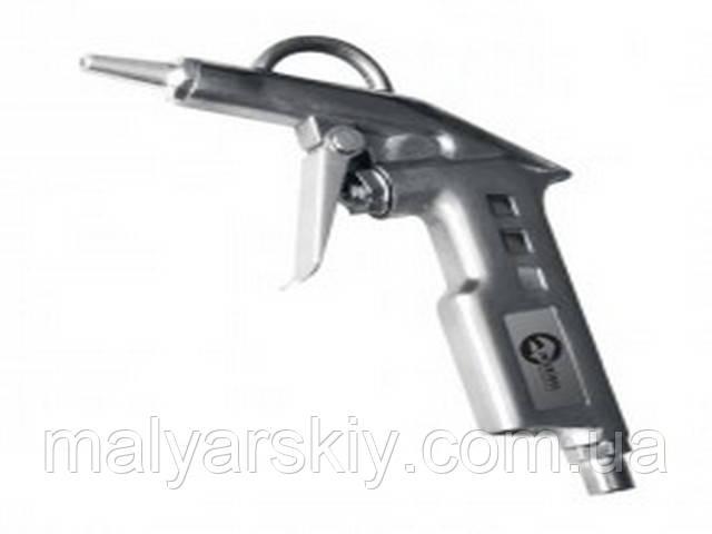 0802-РT Пістолет обдувочний короткий  INTERTOOL