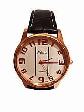 Часы Nanci кварцевые мужские на ремешке 742-1