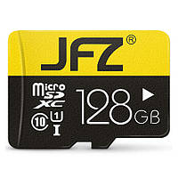 JFZ Two Tone Edition 128GB Class 10 Micro SD TF Memory Card