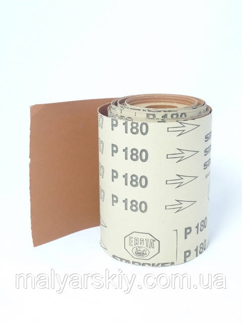 06R00400 Наждачний папір ERSTA Р400 115мм*25м
