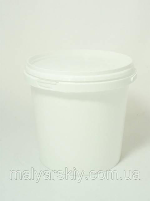 Відро (біле) 2,3л