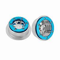 WLtoys 12428 12423 FY-03 02 01 Модернизация металлических колесных дисков 1/12 2PCS RC Авто Parts