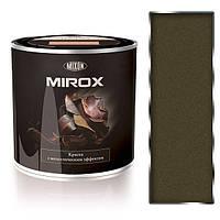 Краска термостойкая с металлическим эффектом МИРОКС  1035.  2,25л