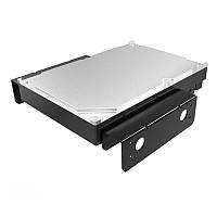 Akasa AK-HDA-08BK 3.5-дюймовый жесткий диск Установка Набор 3.5-дюймовый жесткий диск на 5.25inch PC Bay Adapter