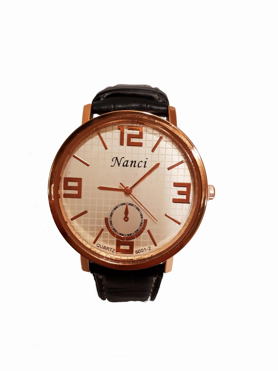 Часы кварцевые мужские Nanci 2