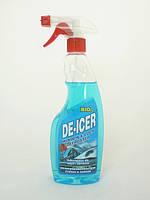 Розморожувач льоду для скла DE-ICER (трігер)  500мл  BioLine