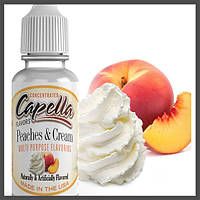 Ароматизатор Capella Peaches and Cream