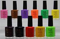 Гель-лак YRE SCL 10 ml, цветное покрытие №163-173, гель лак 2015