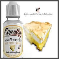 Ароматизатор Capella Lemon Meringue Pie v2