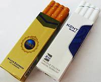 Зажигалка карманная сигареты (обычное пламя)