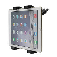 360 ° Поворот CD-слот Авто Крепление Stand Holder Для 7-11 дюймов Планшет / iPad Mini 1/2/3/iPad Air